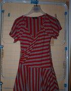 Świetna sukienka na lato rozmiar 38