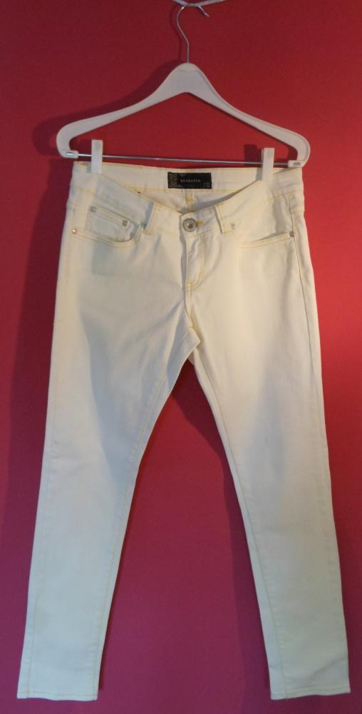 długie Spodnie rurki ombre Reserved...