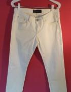długie Spodnie rurki ombre Reserved