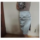 Zara spódnica metalic R 3840