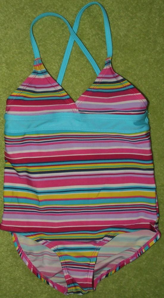 Kolorowy kostium kąpielowy 110