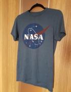 koszulka NASA tshirt top logo rozmiar M