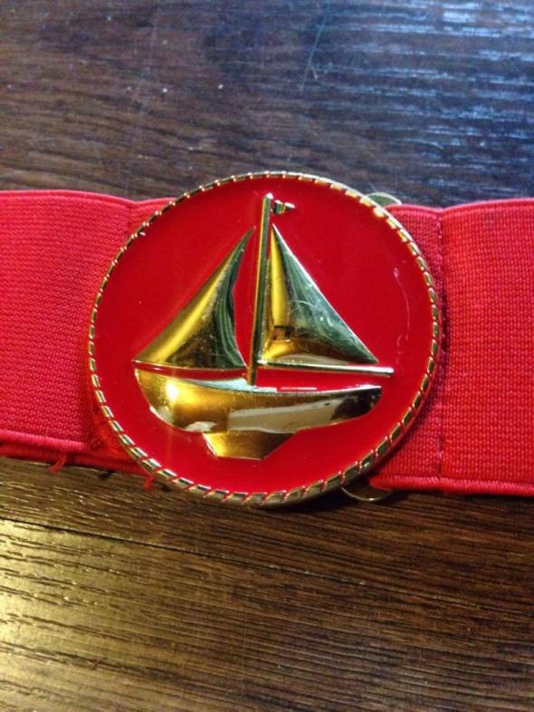 Pasek guma marynarski statek Primark