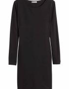 Sukienka H&M dżersejowa