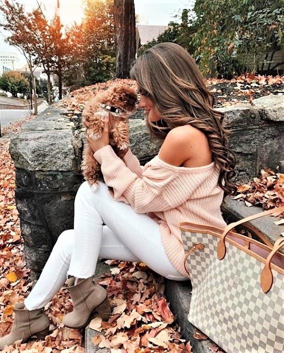 Codzienne pastelowa jesien
