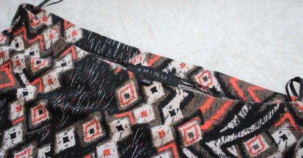 Spódnice Etniczna mini spódniczka