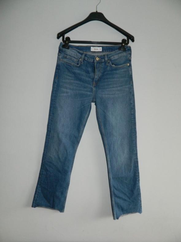 Spodnie jeansowe spodnie MANGO