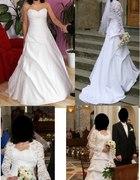 Piękna suknia rozm 38