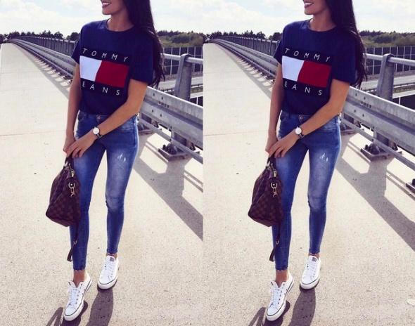Codzienne tommy jeans