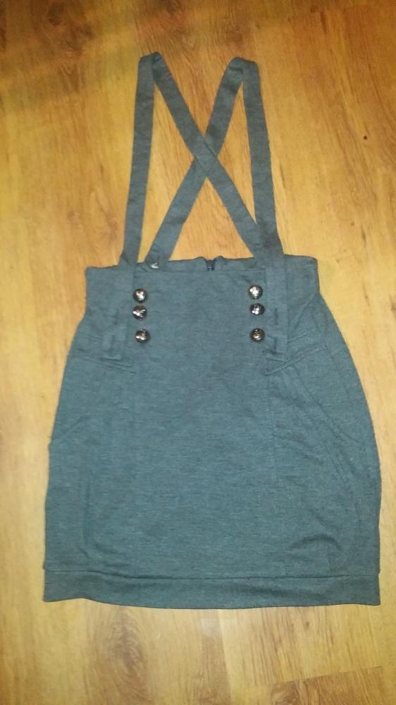 Spódnice spódniczka na szelkach