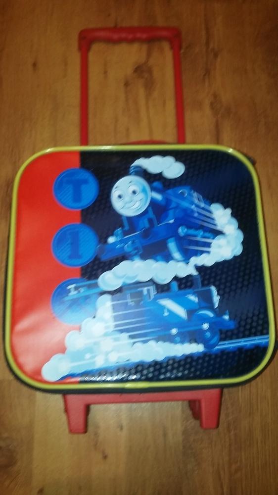 walizka dla chłopca