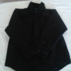 koszula czarna dla chłopca 110 cm