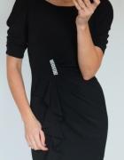Czarna sukienka Marc&Spencer