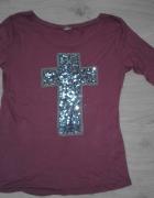 Bluzeczka z krzyżem