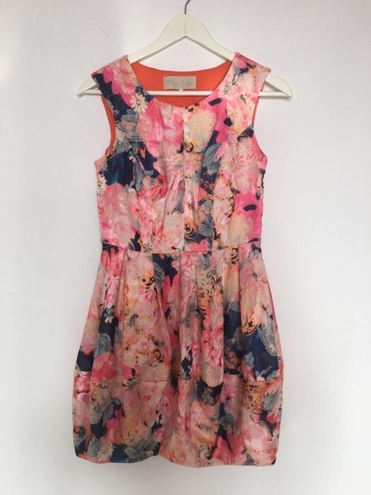 Suknie i sukienki Sukienka w kwiaty Tulipan River Island