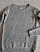Szary sweter S Vero Moda