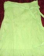 Spódnica zielona