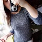 Sweter koronka gipura koszula tunika