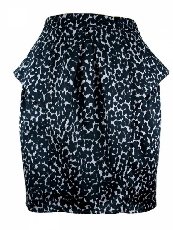 Spódnice Baskinka HM cętki 38 M
