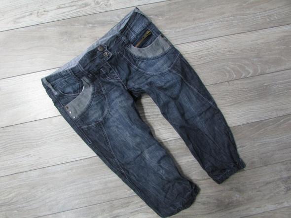 Spodenki Next Petite bermudy damskie jeans