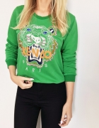 Zielona bluza Kenzo S