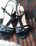 sandalki damskie