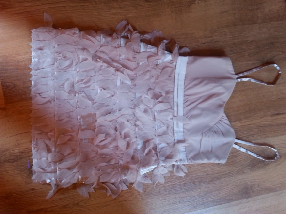 sukienka piórka 36 new yorker fishbone...