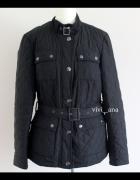 kurtka pikowana ESPRIT wiosenna czarna M
