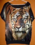 bluzka tygrys