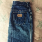 jeansowa spódnica wrangler M HIT