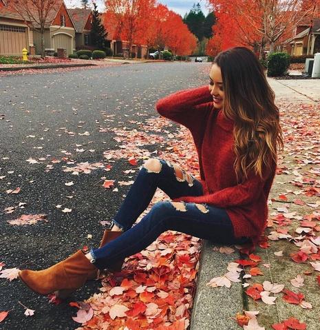 Codzienne piękna jesień