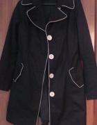 Czarny płaszcz Mohito 36 38...