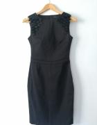 sukienka MOHITO mała czarna...