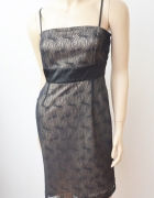Orsay sukienka koronkowa nowa elegancka 36...