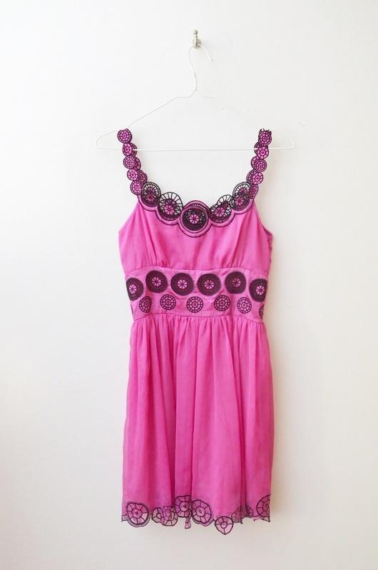 Lipsy London sukienka różowa szyfonowa lekka 36