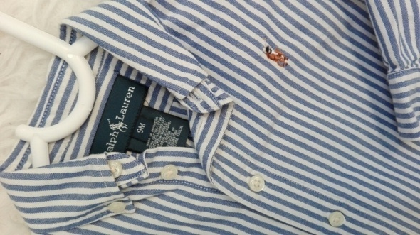Koszulki, podkoszulki Koszula Ralp Lauren 9msc