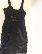 Elegancka sukienka Bandolera