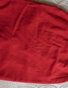 czerwona 40 spódniczka tuba niezniszczona