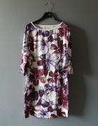 Idealna nowa sukienka w kwiaty