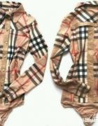 koszula krata Burberry
