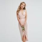 Asymetryczna sukienka TFNC
