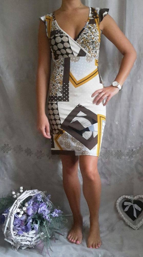 Sukienka geometryczna 36...