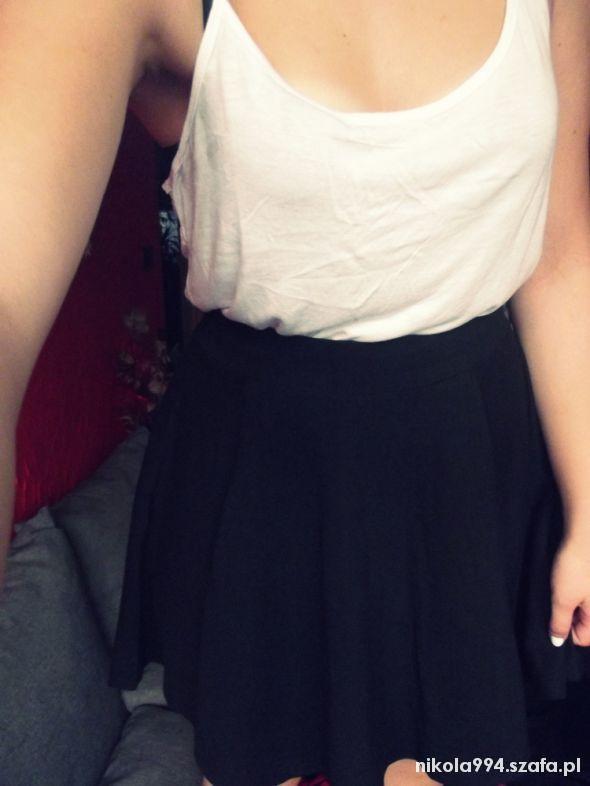 Spódnice Spódniczka czarna Cubus