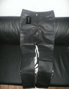 Czarne spodnie Mohito roz 34