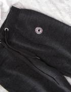 dresy na zimę ciepłe grube 38 M jak nowe