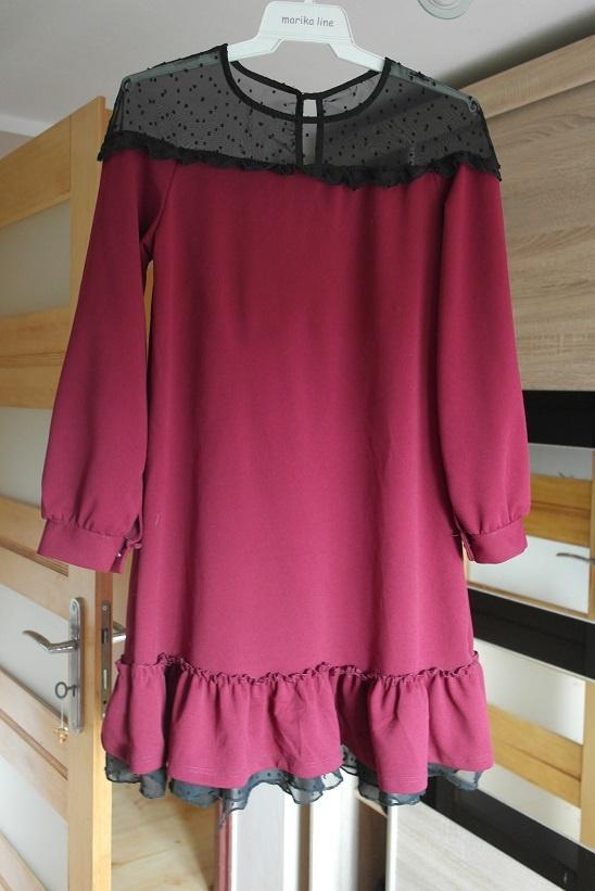 Sukienka elegancka 36 38