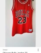 Koszulka koszykarska jordan 23 bulls