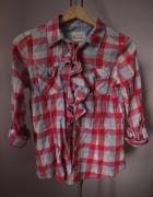 Koszula w kratę 36