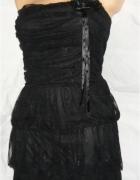 Evie sukienka koronkowa goth nowa piękna 40 42