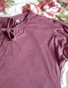 Bluzka z kokardą XS